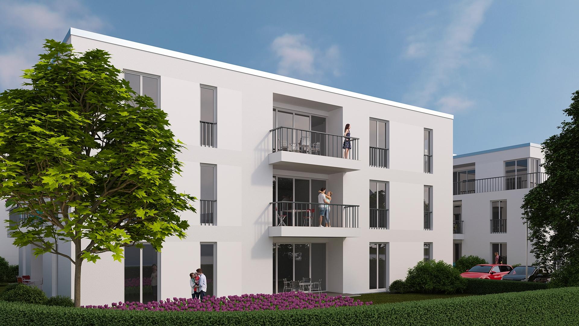 Eigentumswohnungen in Fulda kaufen - Haimbach Gärten